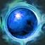 [白竜のオーラ] 白竜のオーラが全身を覆っています。耐久力が非常に高くなり、攻撃時にHPが10%減少します。竜の宝玉は白竜の力を吸収し特殊攻撃を行います。(永続)