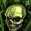 [魔石チャージ] 暗黒守護ゴーレムが魔石を吸収し、エネルギーを確保しました。酷いことが起きています。(TA失敗時NMに付与)