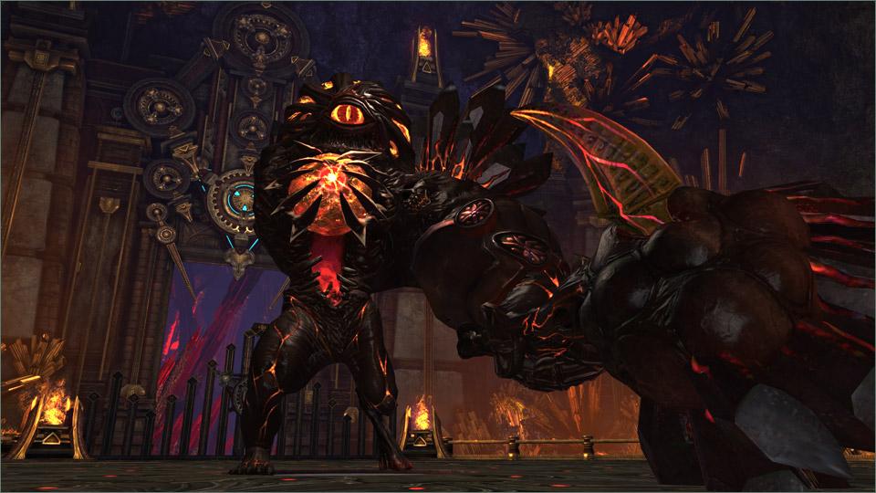 暗黒守護ゴーレム