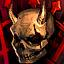 [黒魔法の呪い] 黒魔法の呪いにかかりました。呪いを解かないと大変なことが起こりそうです。(14秒持続)